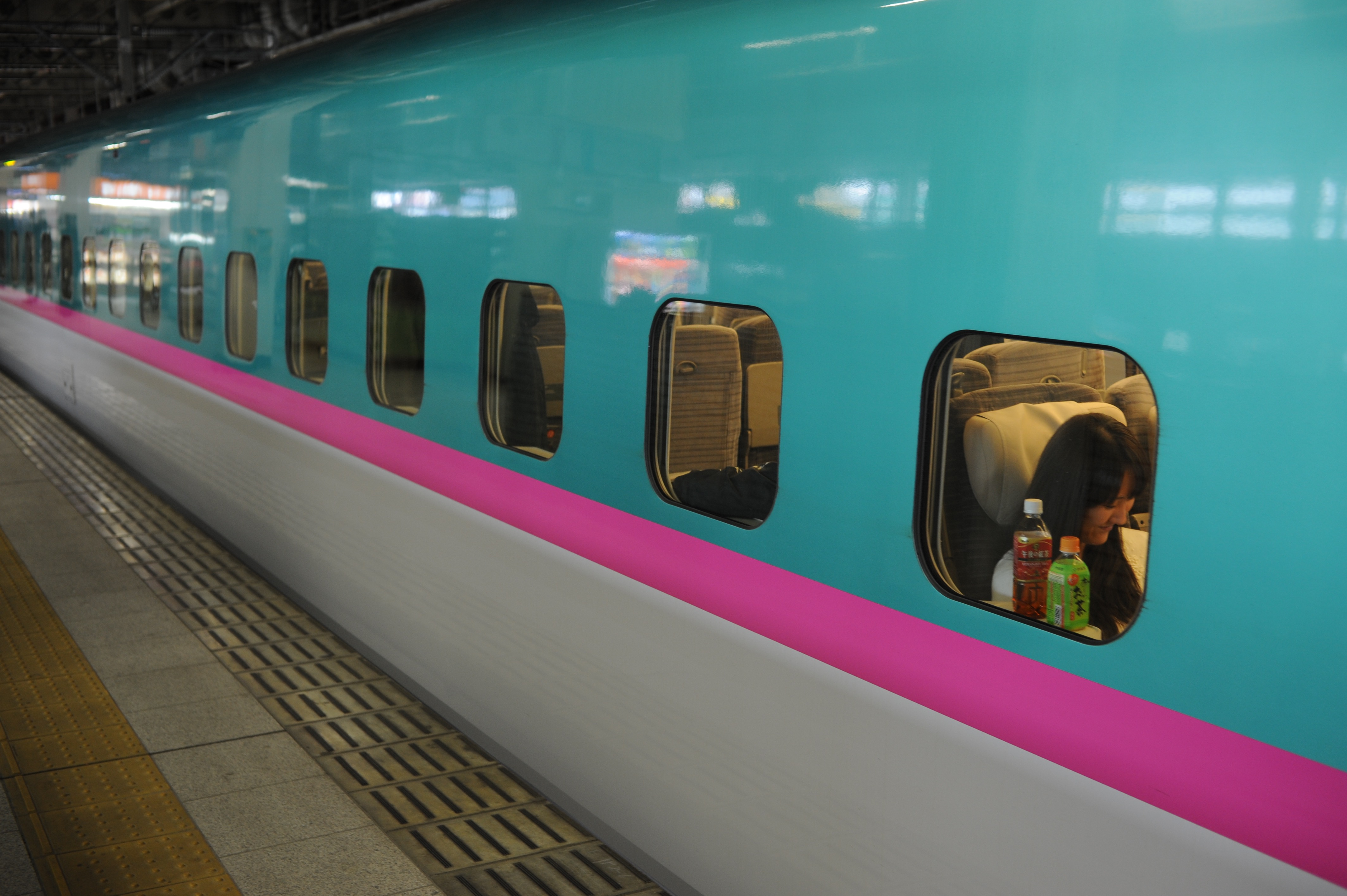train shinkansen
