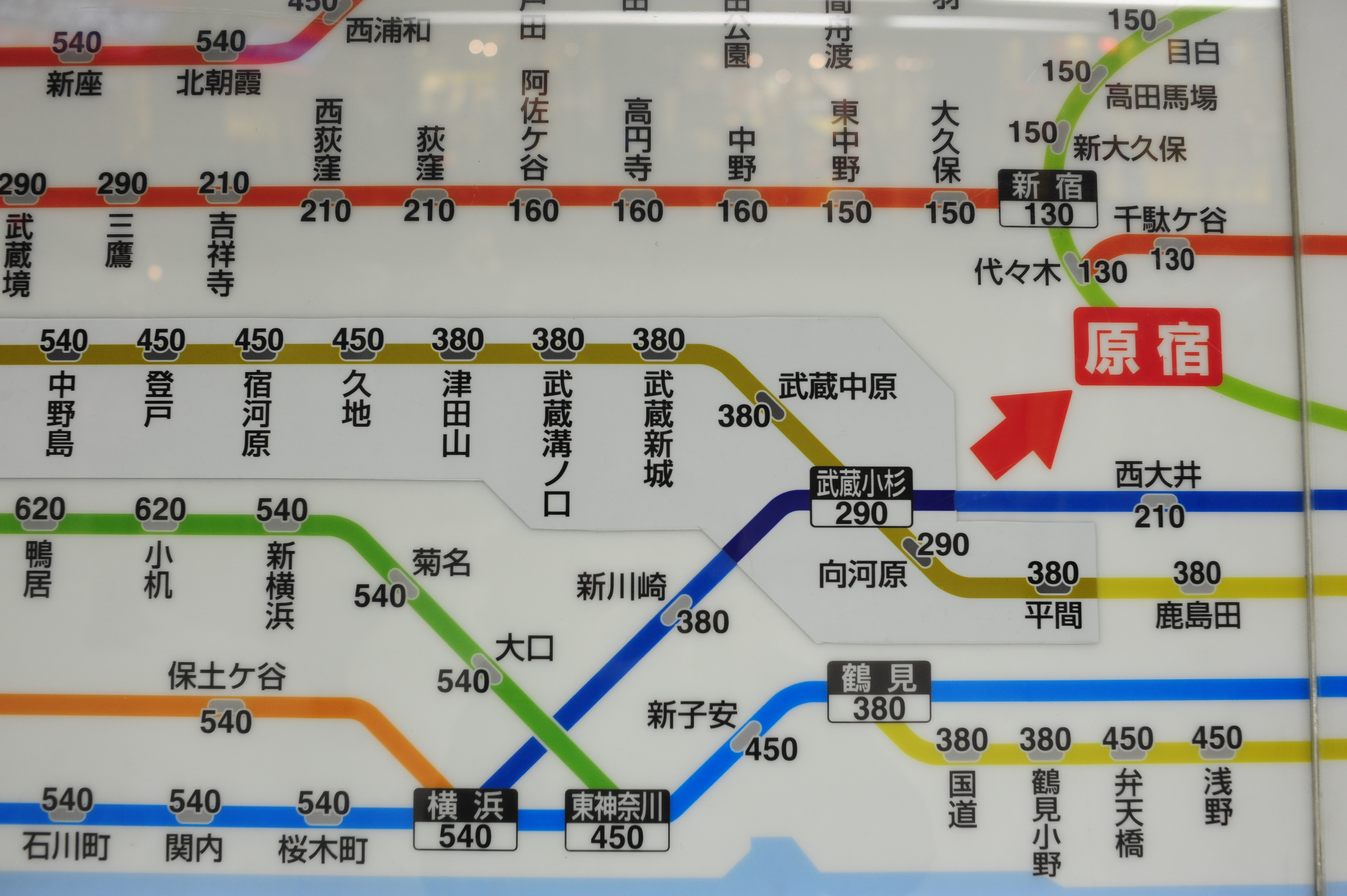 tokyo métro